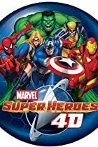Image of Marvel Super Heroes 4D