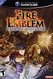 Fire Emblem: Path of Radiance Poster