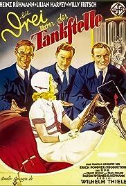 Die Drei von der Tankstelle(1930) Poster - Movie Forum, Cast, Reviews