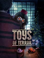 Toys of Terror (2020) poster
