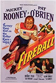 The Fireball (1950) Poster - Movie Forum, Cast, Reviews