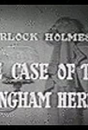 The Case of the Cunningham Heritage Poster