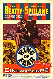 Ring of Fear (1954) Poster - Movie Forum, Cast, Reviews