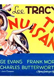 The Nuisance (1933) Poster - Movie Forum, Cast, Reviews