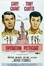 Operation Petticoat (1959) Poster - Movie Forum, Cast, Reviews