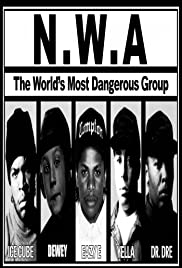 N.W.A.: The World's Most Dangerous Group (2008) Poster - Movie Forum, Cast, Reviews