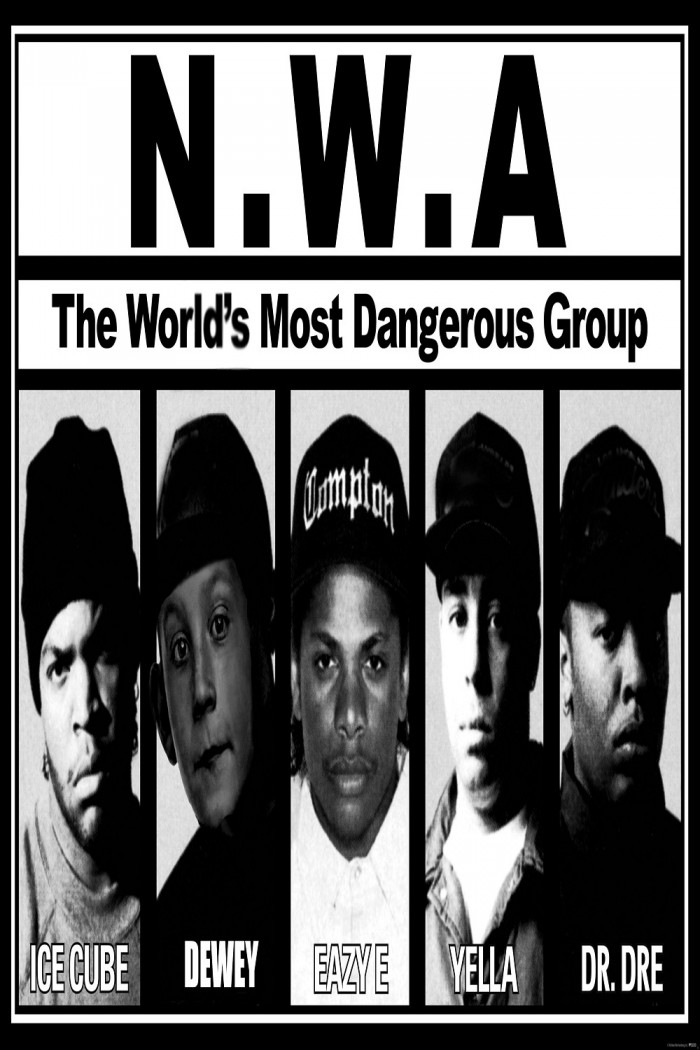 Image N.W.A.: The World's Most Dangerous Group (2008) (TV) Watch Full Movie Free Online