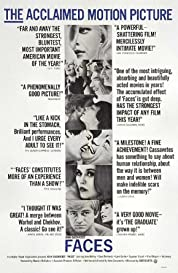 Faces (1968) poster
