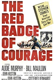 The Red Badge of Courage Poster