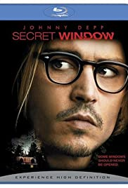 Secret Window: From Book to Film Poster
