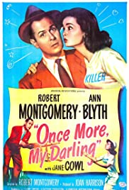 Once More, My Darling Poster