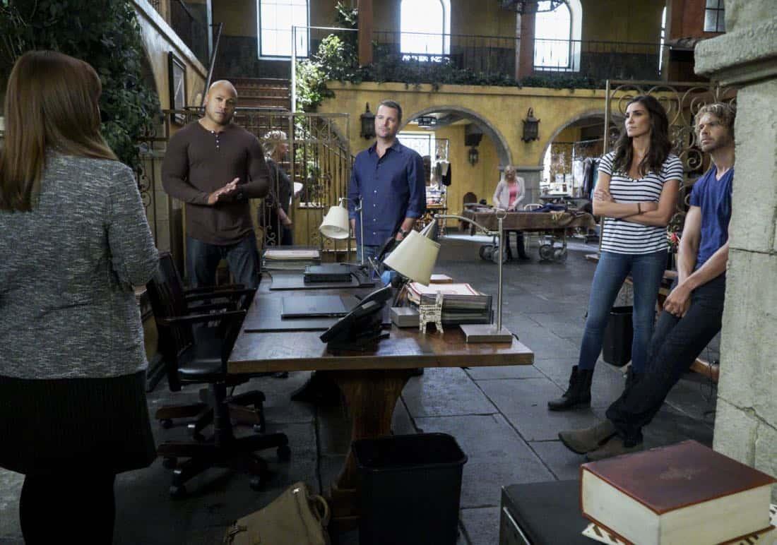 NCIS: Los Angeles: Mountebank   Season 9   Episode 5