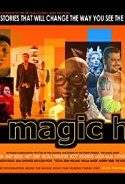 The Magic Hour Poster
