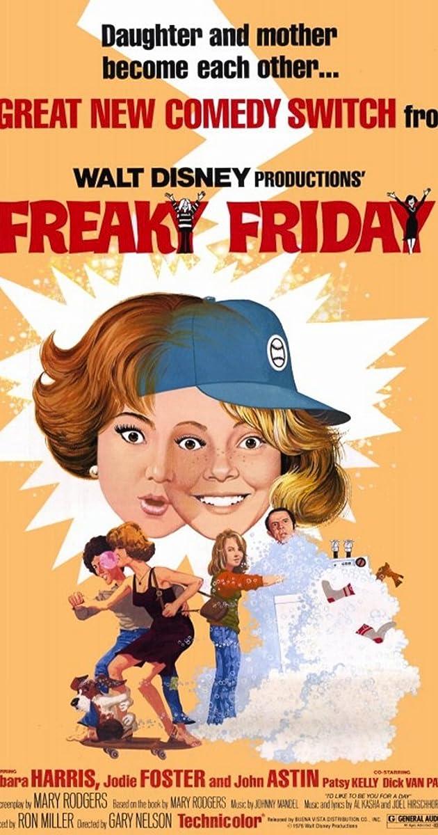 freaky friday 1976 imdb
