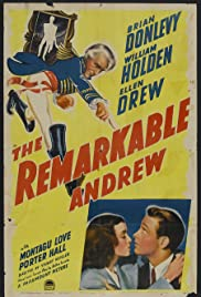 The Remarkable Andrew Poster