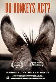 Do Donkeys Act? Poster