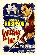 Image of Larceny, Inc.
