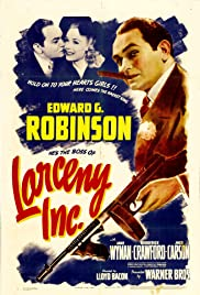 Larceny, Inc. (1942) Poster - Movie Forum, Cast, Reviews