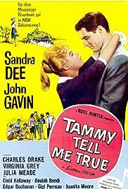 Tammy Tell Me True(1961) Poster - Movie Forum, Cast, Reviews