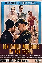 Don Camillo monsignore... ma non troppo Poster