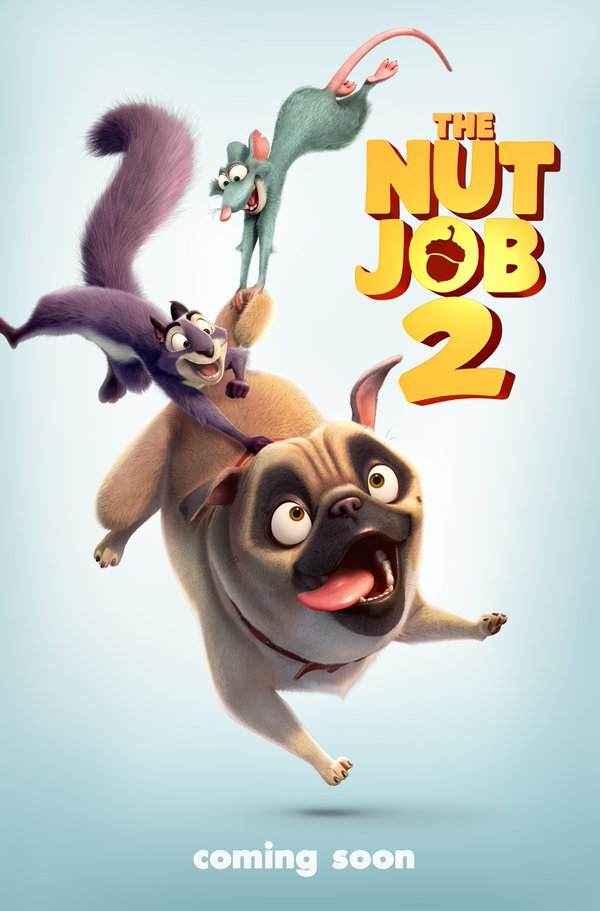 The Nut Job 2: Nutty by Nature, filme online subtitrat în Română