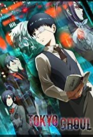 Tokyo Ghoul Poster - TV Show Forum, Cast, Reviews