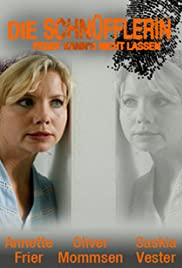 Die Schnüfflerin - Peggy kann's nicht lassen Poster