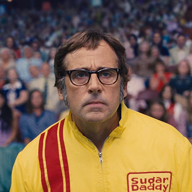 Steve Carell in Battle of the Sexes (2017)