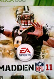 Madden NFL 11 (2010) Poster - Movie Forum, Cast, Reviews