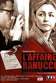 L'affaire Christian Ranucci: Le combat d'une mère Poster