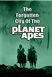 Forgotten City of the Planet of the Apes Poster