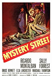 Mystery Street (1950) Poster - Movie Forum, Cast, Reviews