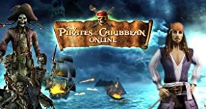 Pirates of the Caribbean Online poster