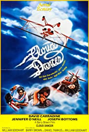 Cloud Dancer (1980) Poster - Movie Forum, Cast, Reviews