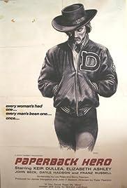 Paperback Hero(1973) Poster - Movie Forum, Cast, Reviews