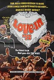 Love-In '72 Poster