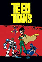 Teen Titans - Season 3 poster