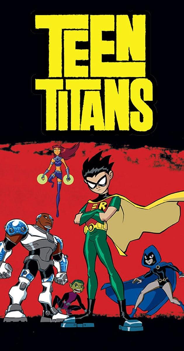 Teen Titans (TV Series 2003–2006)
