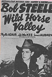 Wild Horse Valley Poster