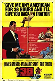 36 Hours (1964) Poster - Movie Forum, Cast, Reviews