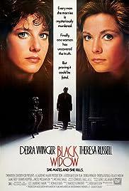 Black Widow(1987) Poster - Movie Forum, Cast, Reviews