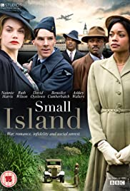 Small Island Poster