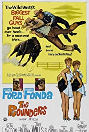 The Rounders (1965) Poster - Movie Forum, Cast, Reviews