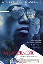 Murder at 1600 (1997) Poster