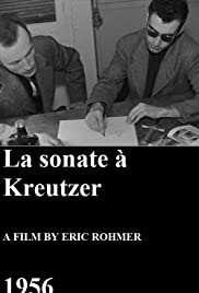 La sonate à Kreutzer Poster