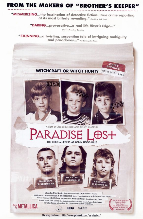 Paradise Lost: The Child Murders at Robin Hood Hills DVDRIP