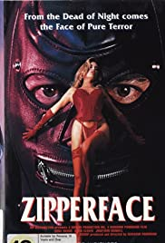 Zipperface (1992) Poster - Movie Forum, Cast, Reviews