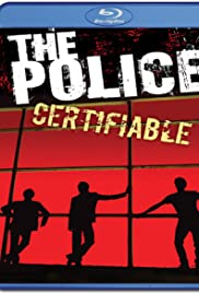 The Police: Certifiable Poster