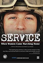 Primary image for SERVICE: When Women Come Marching Home