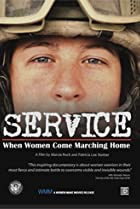 SERVICE: When Women Come Marching Home (2011) Poster